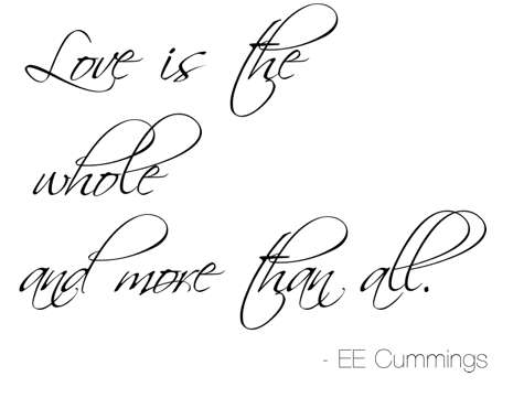 ee cummings quote