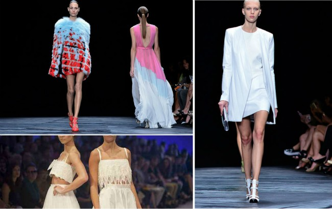 NYFW Spring Summer 2015 trends