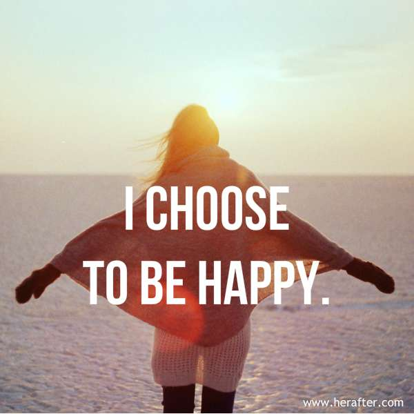 mantra to help you be happy