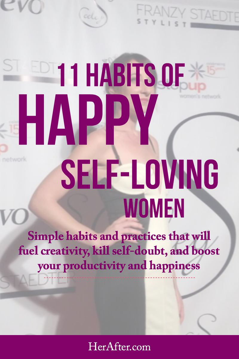habits-of-happy-women