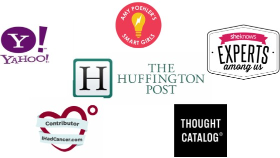 HerAfter is featured on Huffington Post, Yahoo!, SheKnows, and more!