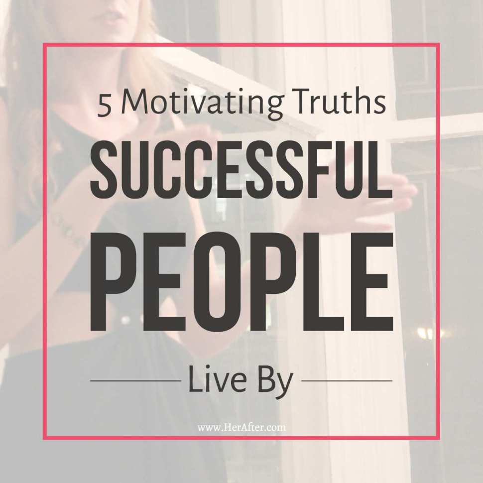 Beliefs and Principles of successful people. Click to read this motivational advice!